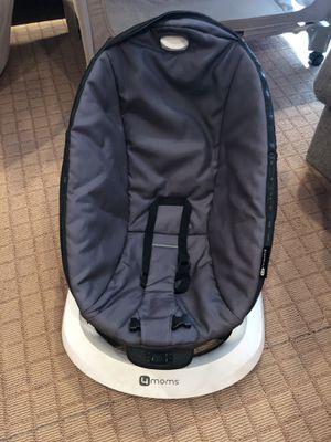 4moms RockaRoo Infant Swing (Gray) for Sale in Sterling, VA