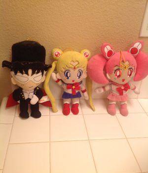 sailor moon for Sale in Valley Home, CA