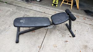 Golds Gym Workout Bench for Sale in Saginaw, TX