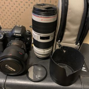 Canon 5d mkiii package for Sale in Lynnwood, WA