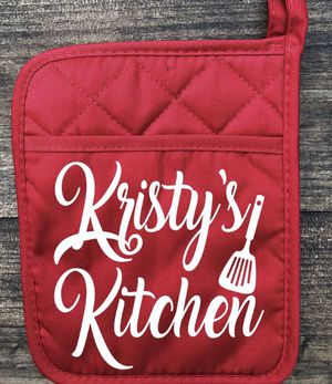 Custom Pot Holder Gift Sets $12 for Sale in Concord, NC