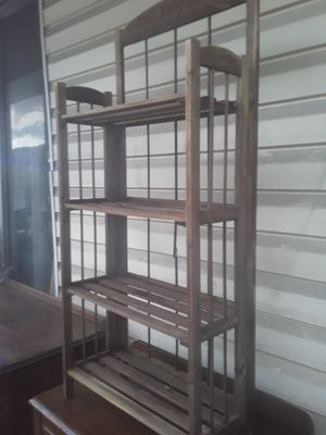 Small wooden shelf for Sale in Rossville, GA