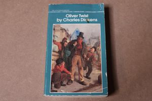Oliver Twist Paperback Book for Sale in Elk Grove, CA