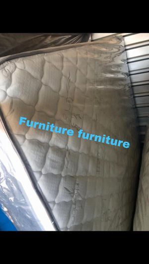 FUL SIZE MATTRESS EUROTOP for Sale in Rancho Dominguez, CA