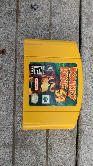 Donkey Kong 64 game for Sale in Oshkosh, WI