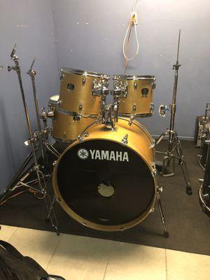 Yamaha Stage Custom Drum Set. for Sale in San Bernardino, CA