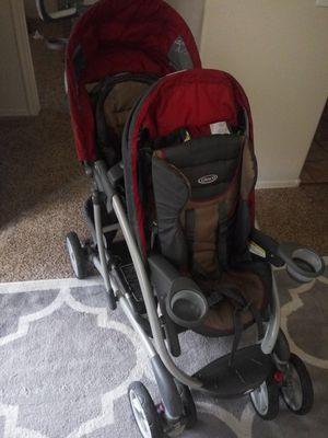 Double stroller for Sale in Glendale, AZ