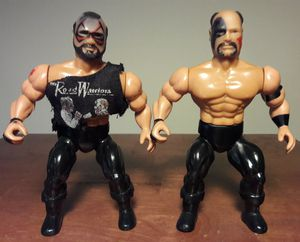 Road Warriors Vintage Action Figures 80s remco toys 1985 for Sale in Marietta, GA