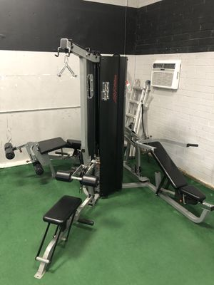 Life Fitness 3 Stack Gym for Sale in Gilbert, AZ