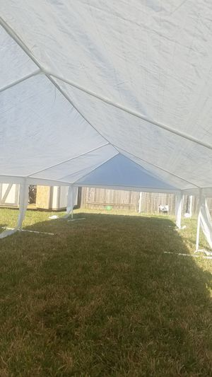 Party Tent Wedding 10x30' Outdoor Gazebo Canopy Wedding Party Tent with 8 Removable Walls for Sale in Houston, TX