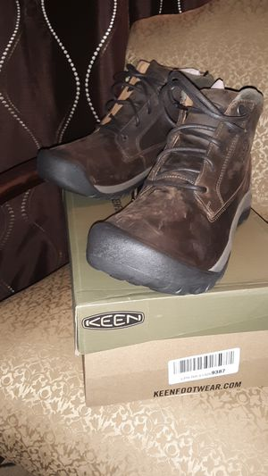 New Keen work boots size 12 for Sale in Zebulon, NC