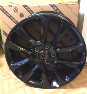 "16 - 20 Jeep Grand Cherokee 20"" Gloss Black Wheel / Rim for Sale in Clinton, CT"