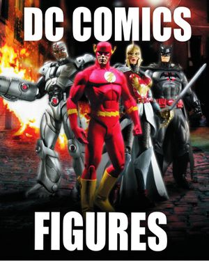 DC COMICS FLASHPOINT DIRECT FIGURES.... NEW IN PACKAGE! for Sale in Gardena, CA