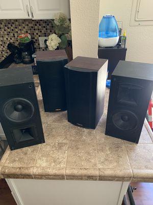 Klipsch bookshelf speakers for Sale in San Diego, CA