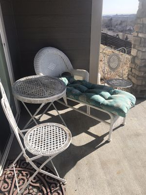 Patio set for Sale in Golden, CO