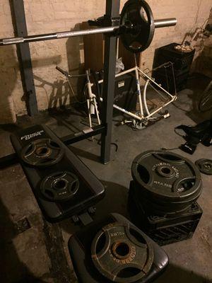 Weight Set for Sale in Detroit, MI