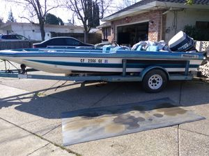 1978 ranger bass boat - needs work for Sale in Antioch, CA