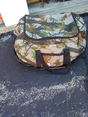 Big duffle bag for Sale in Greenfield, WI