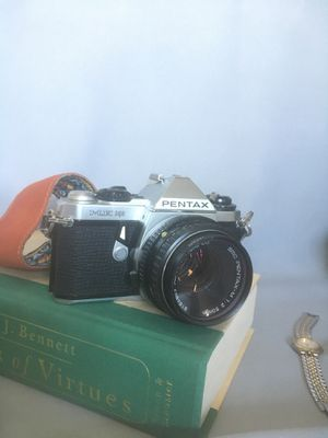 Pentax ME Super Film Camera for Sale in Lorton, VA