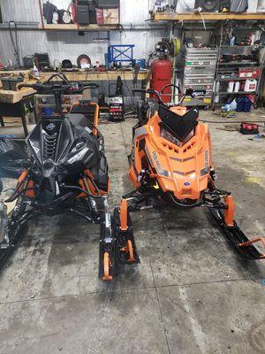 polaris rmk pro snowmobile for Sale in Graham, WA