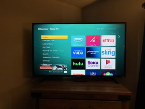 Hinsense 42 Inch Smart TV for Sale in East Hartford, CT