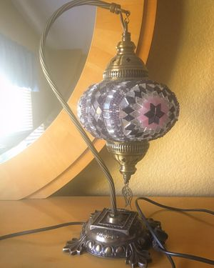 MOSAIC LAMP for Sale in Lathrop, CA