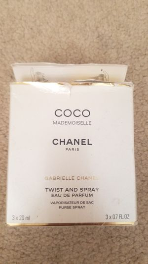 Coco mademoiselle perfume. And chanel chance. for Sale in Santa Fe, NM