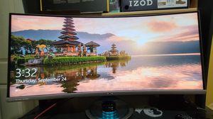 Asus ultrawide monitor for Sale in Corona, CA