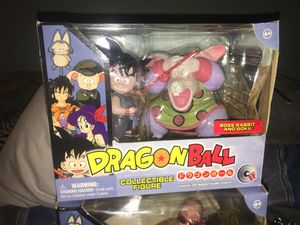 Goku and Boss Rabbit If Labs DBZ for Sale in Stockton, CA