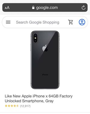 iPhone X for Sale in Carnegie, PA