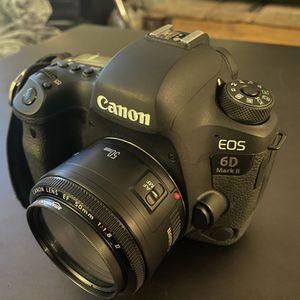Canon 6D Mark II - 3 Full Frame Lenses for Sale in Fort Lauderdale, FL
