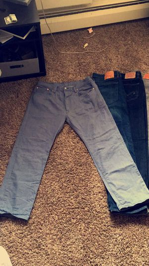 Light blue Levi Jeans for Sale in Morrisville, PA