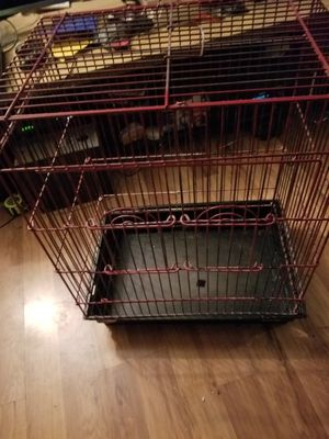 Large bird cage $40 for Sale in Tacoma, WA