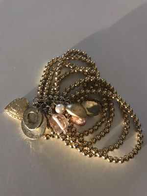 Bracelet with 2 lockets for Sale in Springfield, VA