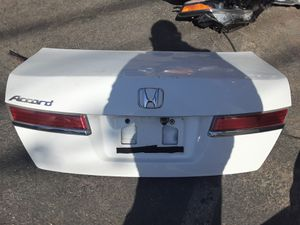 Honda Accord trunk lid 2011-2012 for Sale in Wilmington, CA