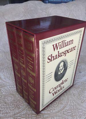 William Shakespeare complete works for Sale in Garden Grove, CA