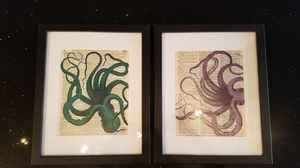 Octopus & Dictionary Art Prints for Sale in Washington, DC