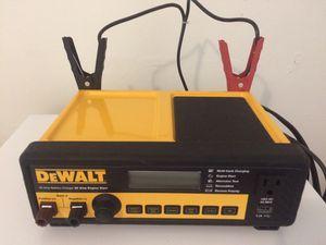 DeWalt battery charger/ engine booster for Sale in Boca Raton, FL