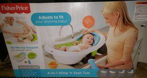 Fisher Price 4-1 Sling 'n Seat Tub for Sale in Renton, WA