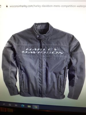 Harley Davidson Mens Competion Waterproof functional riding jacket. 98540-14Vm... Size 3XLARGE.. for Sale in Joliet, IL