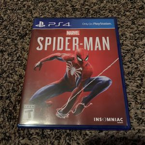 Marvel's Spider-Man (PS4) for Sale in Wakarusa, KS