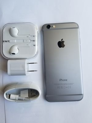iPhone 6 64GB Factory Unlocked for Sale in US