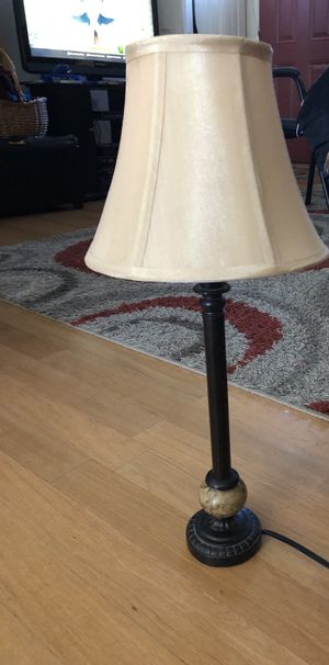 2 lamps for Sale in Clinton, MD