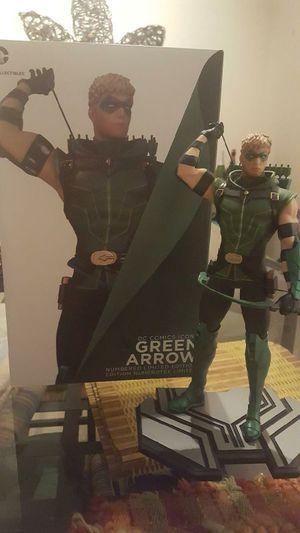 Green Arrow DC collectible statue for Sale in Miami, FL