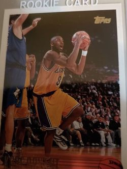 Kobe Bryant Topps Rookie Mint! for Sale in Delray Beach,  FL