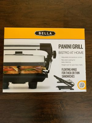 Panini Grill BRAND NEW in the box for Sale in Port Richey, FL