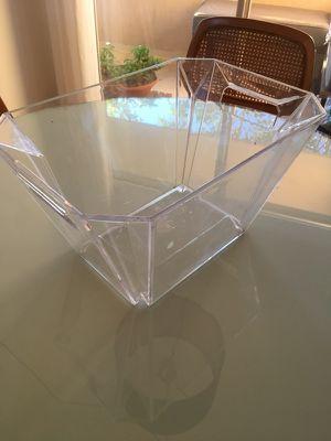 Acrylic Ice bucket for Sale in Santa Monica, CA