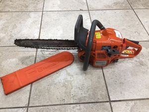 Husqvarna 435 chain saw for Sale in Rockville, MD