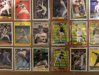 Nolan Ryan Baseball Card Collection for Sale in Modesto,  CA