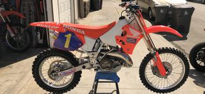 Cr250 street legal for Sale in Los Angeles, CA